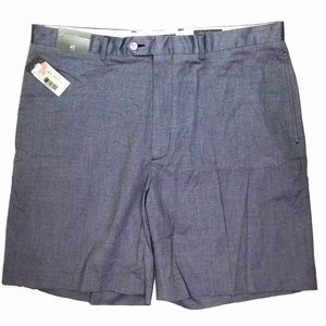 Daniel Cremiux Men's Shorts Size 40 W40 Blue Gray